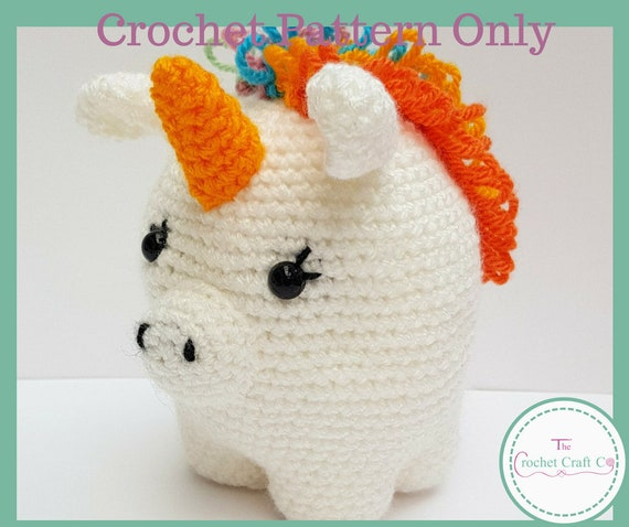 Free Unicorn Crochet Patterns - The Best Collection Ever ...   478x570