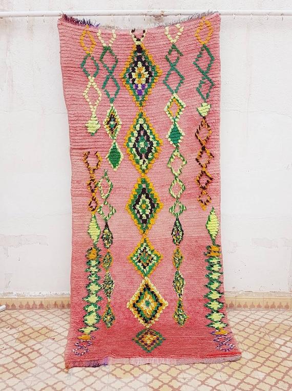 Tapis Marocain Boujaad Etsy