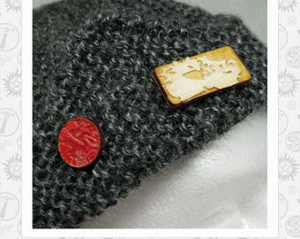 Jughead Jones Beanie Pins (NOT THE HAT)