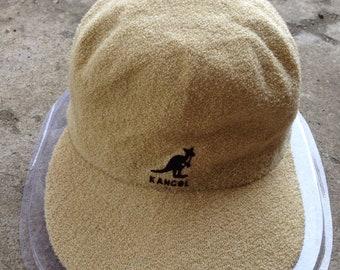 55276fd3 Rare vintage kangol full cap hat