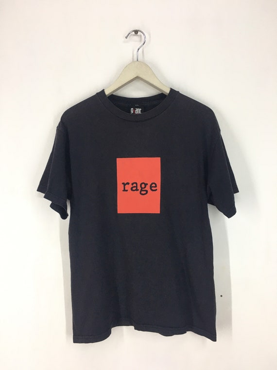 Vintage 90s Rage Against The Machine Guerrilla Rad