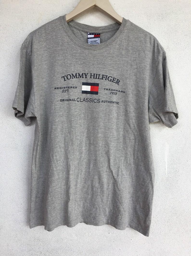 Vintage Tommy Hilfiger T Shirt | eBay