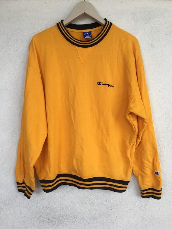 Vintage 90s Champion ringer sweatshirt M