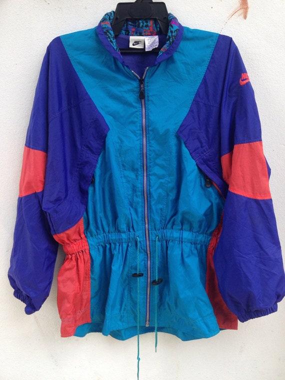 Vintage Nike sweater windbreaker L