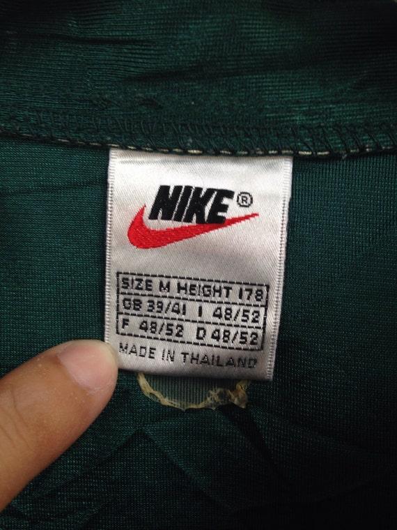 Vintage Nike baseball jersey pullover hip hop RnB style M