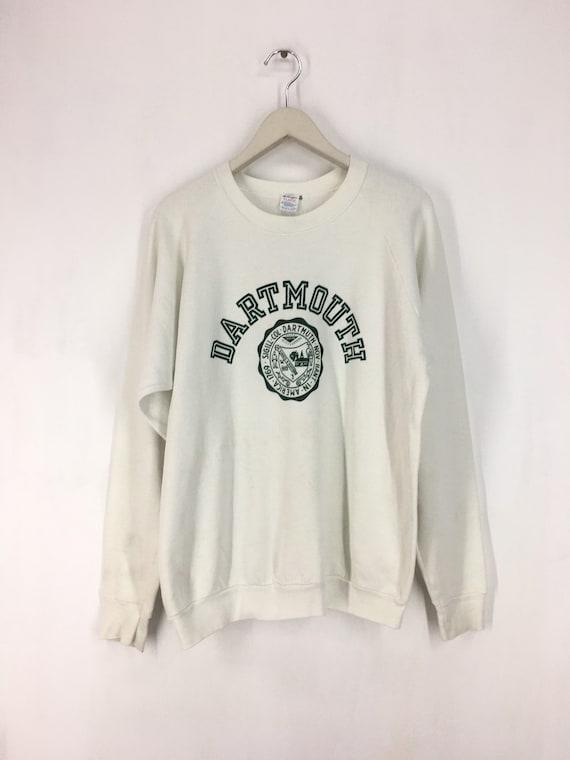 Vintage 80s Dartmouth champion sweatshirt XL - image 1