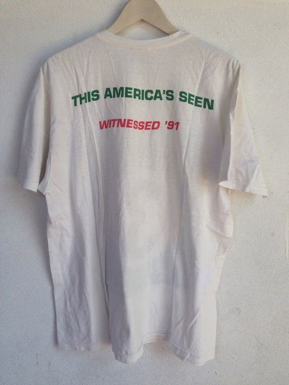 seen vintage tshirt band witnessed this XL The Charlatans Rare America's '91 wfqHXwP