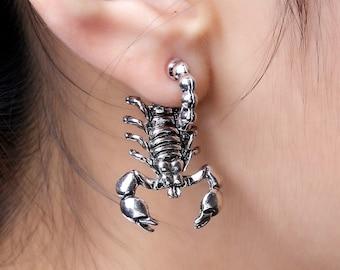 Southwest Scorpion Earrings   Southwest Earrings   Scorpion Jewelry   Southwest Jewelry   Scorpio Earrings   Scorpio Gift