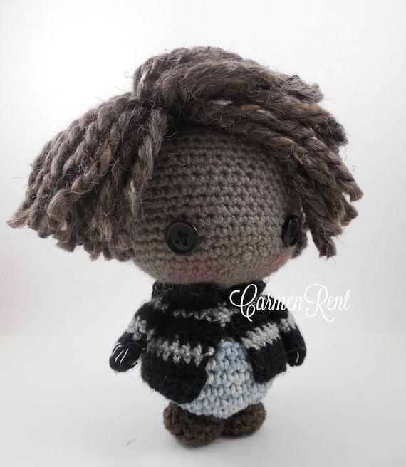 Medusa - Amigurumi - Crochet Pattern - PDF download   Crochet ...   656x570