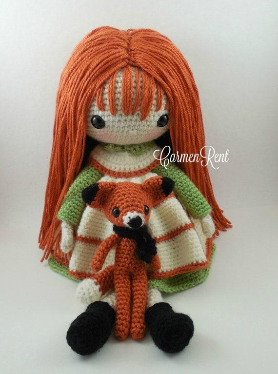 Boneca Lulu Amigurumi no Elo7   Cactus Ateliê do Crochê (1023FE7)   767x570