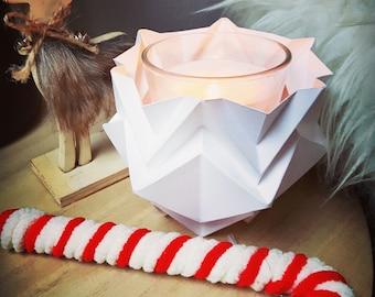 Christmas Tealights Holders - Pack of 3