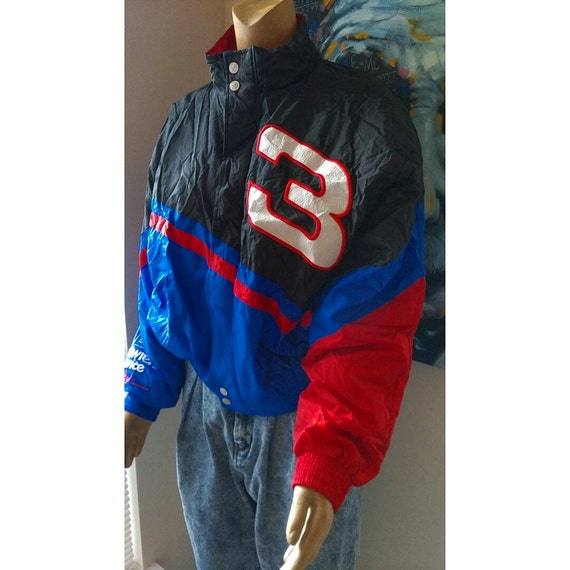 Rare Retro NASCAR racing jacket - image 2