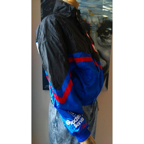 Rare Retro NASCAR racing jacket - image 3