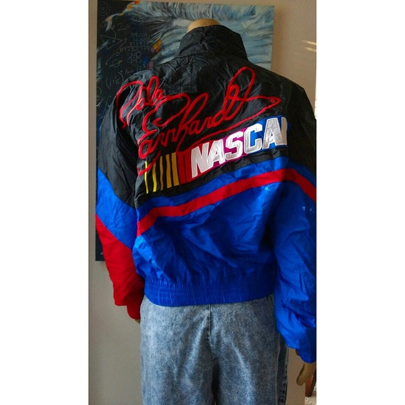 Rare Retro NASCAR racing jacket - image 1