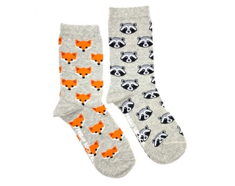 SAMSON® FUNKY GIRAFFE FOOTBALL SOCKS HOCKEY RUGBY ANIMALS PARTY MENS WOMENS KIDS