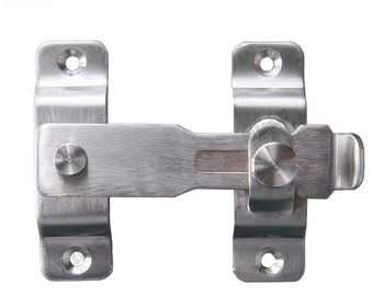 3mm Thickness Cabinet Closet Stainless Steel Door Latch Catch