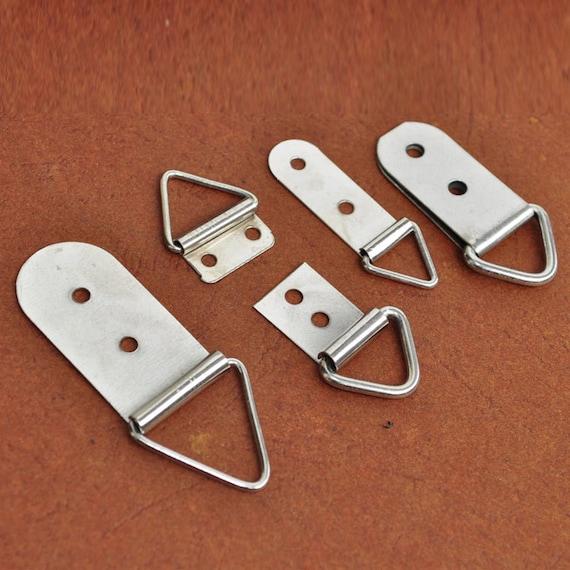 4pcs Tri-glide cierre utilizado para colgar cuadros Hardware