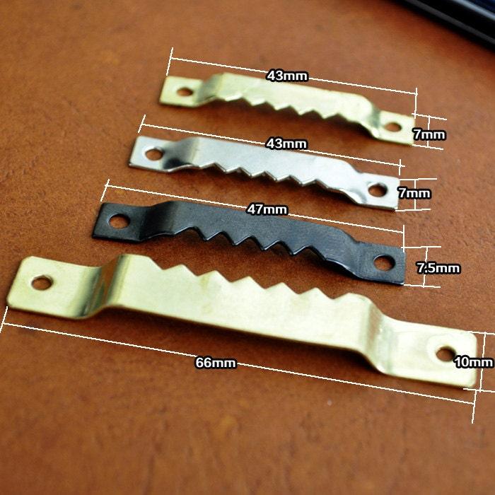 Metall-Säge Zahn Spange verwendet für verschiedene Arten von | Etsy