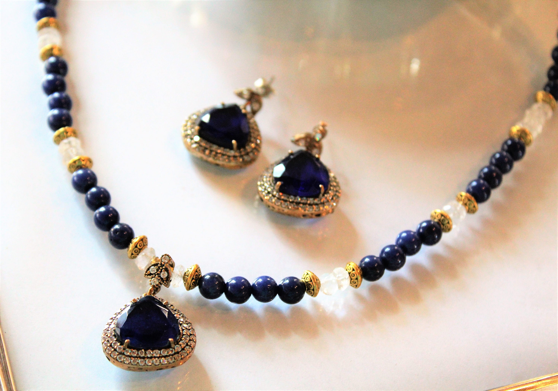 e58e19d3e6b Blue sapphire set
