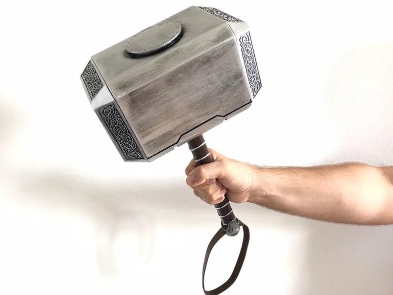 Thors Hammer Thor Hammer Thor S Hammer Hammer Of Thor Etsy