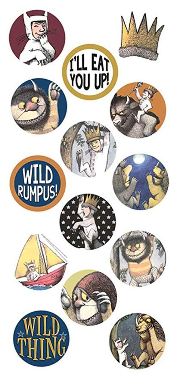 Où la Collection Wild Things Kit de de de maison en papier 3236f4