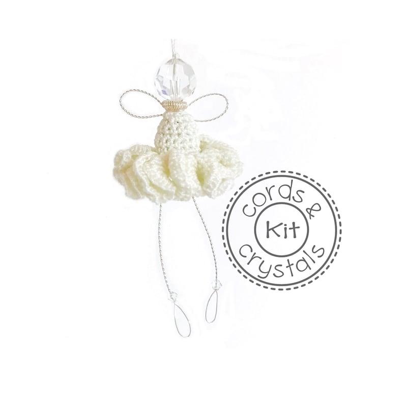 Hyperbolic Crochet Angel Kit image 0