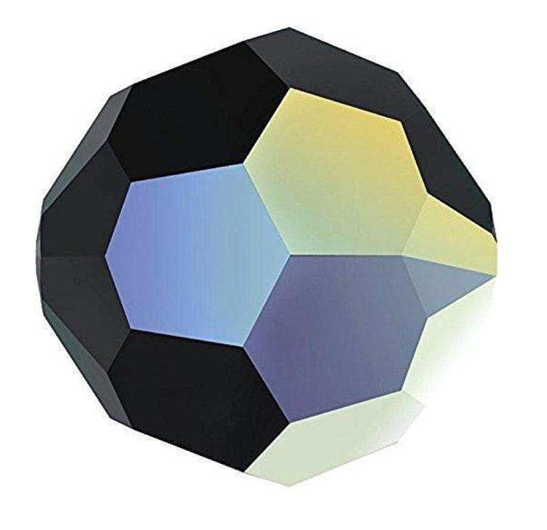 Swarovski 8mm Round Crystals  packs of 2 image 0