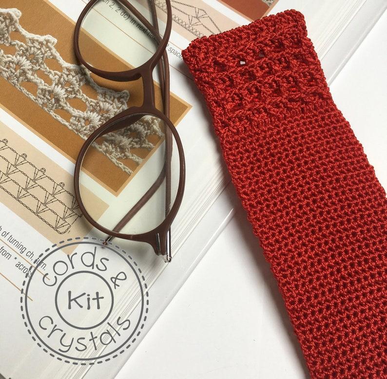 Crochet Easy Reader Case Kit image 0