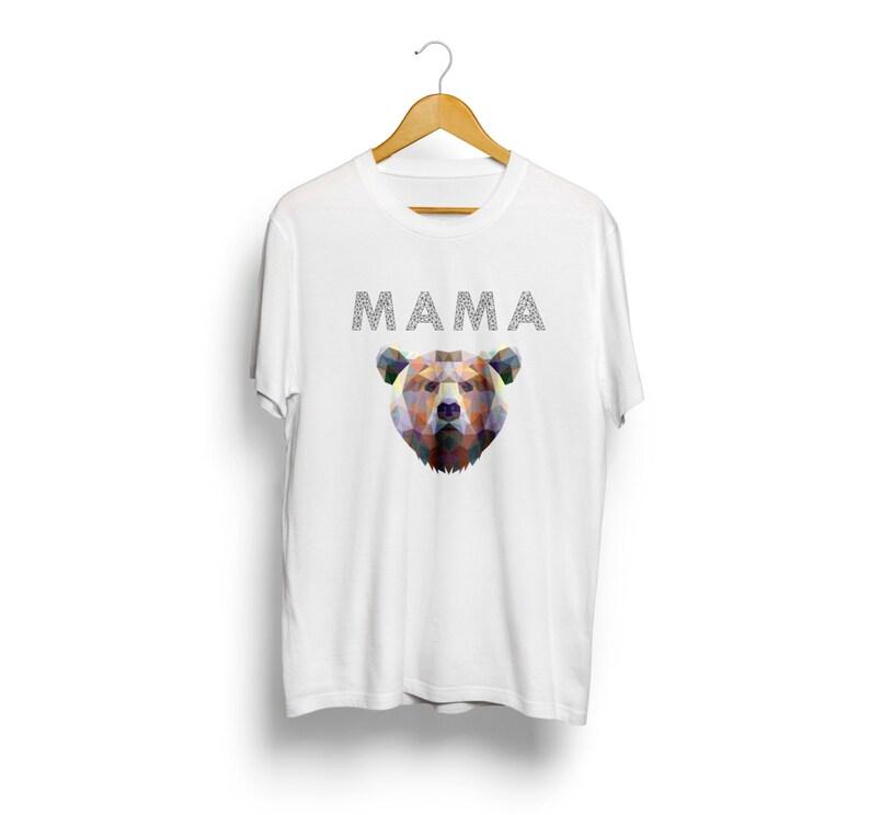 Mamá Osa Camisa Regalo Del Día De Las Madres Regalo Para Etsy