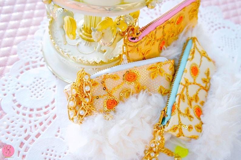 Lavinia fenton Purse Royal vanilla big scented image 0