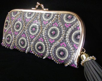 Women Luxury clutch bag