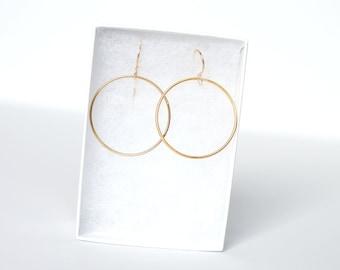 Hoop Earrings, Juliet Hoops, Classic Hoop Earrings, Minimalist Earrings, Classic Earrings