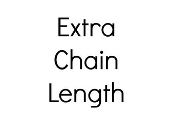 Extra Chain Length