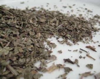 Plantain Leaf (Cut) – Plantago major - 100 grams