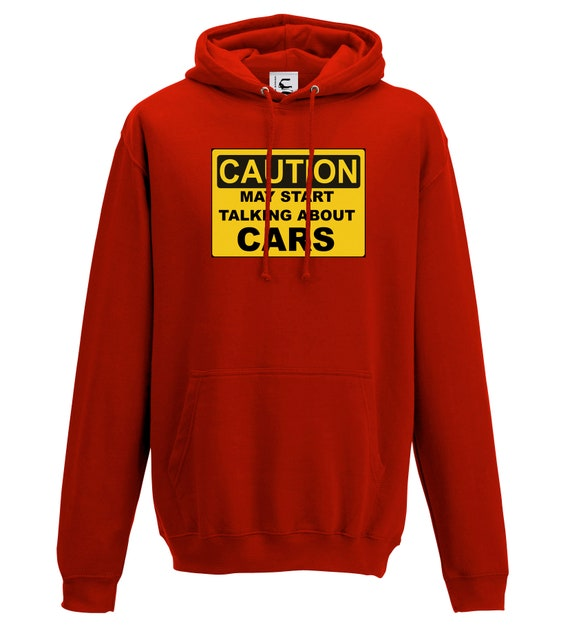 Caution may start talking about farming funny gift hoodie all sizes adult /& kids