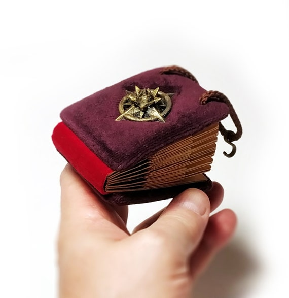 """Mini Pop-up Book """"Carousel of Miracles"""""""