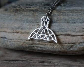 "Necklace ""The Mermaidfin"""