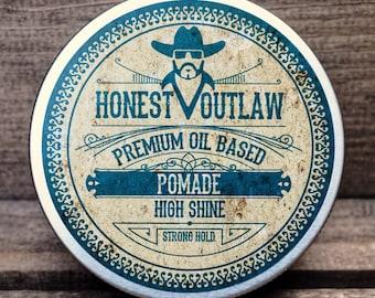 Premium Oil Based Pomade