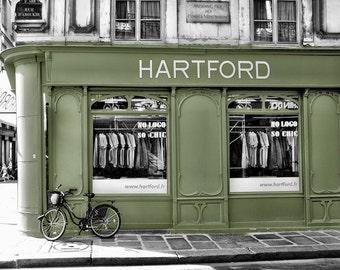 Hartford - Window Shopping - Store Front - Paris - France - Photo - Print