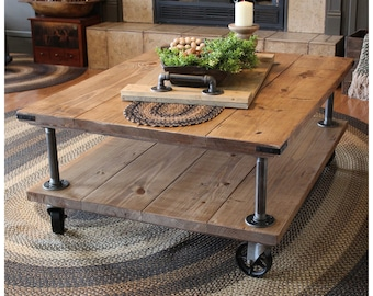 Incroyable Popular Items For Industrial Coffee Table