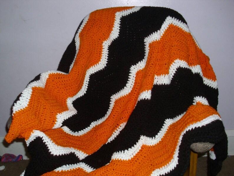 Cincinnati Bengals   Philadelphia Flyers themed chevron  4a97d3ba3
