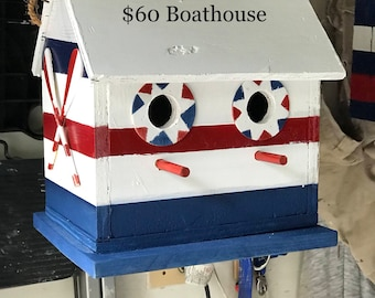 The All American Boathouse