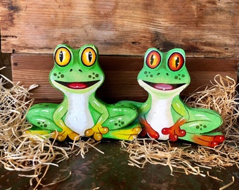 Frog shaped sex toys