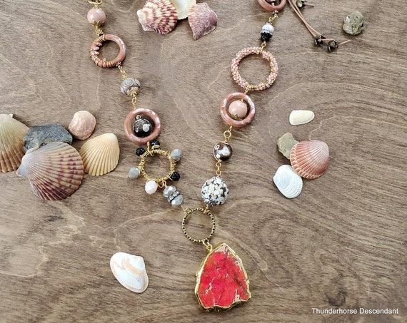 A Walk on the Beach Necklace options