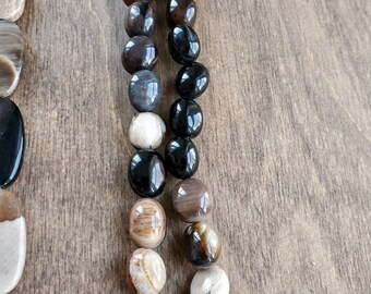 Crystal Faceted Nuggets,Genuine Rock Crystal Nugget Strand,Earth Mined Gems,Jewelry Supplies,8 inches,17-23mm Size.,Genuine Gemstone.