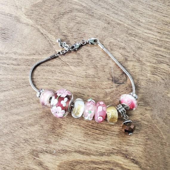 Size Large Love Collection Interchangeable European Bracelet