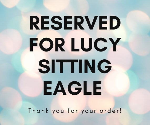 Reserved for Lucy SE