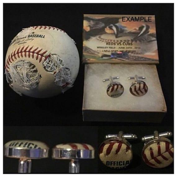 Toronto Blue Jays Cufflinks MLB Baseball
