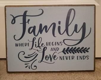 ähnliche Artikel Wie Feuersäule Mit Spruch Familie Dort Wo Leben