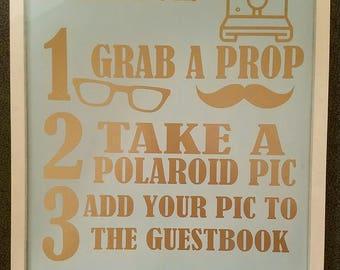 Take a photo PARTY PROP